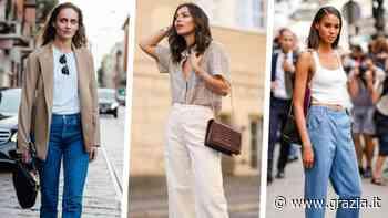 Jeans estate 2020: i modelli estivi, leggeri e chiari da scoprire - Grazia