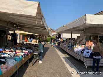 E' tornato il mercato in centro a Chiari - Brescia Settegiorni