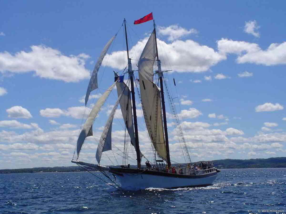 Tall Ship Manitou announces summer sailing dates, new Bloody Mary cruise - MLive.com