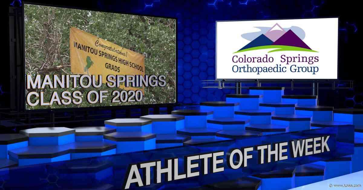 KOAA Athlete of the Week: Manitou Springs Class of 2020 - KOAA.com Colorado Springs and Pueblo News