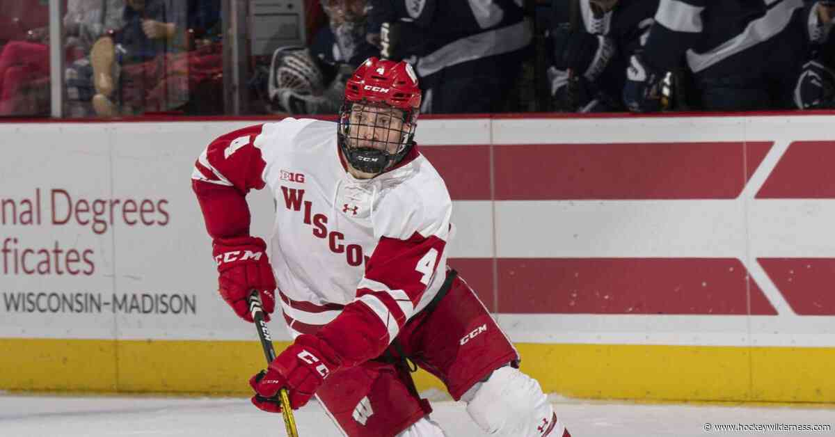 2020 NHL Draft Profile: Dylan Holloway could add more firepower to emerging top line