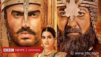 Panipat: Film Bollywood soal perang abad ke-18 picu kemarahan masyarakat Afghanistan - BBC News Indonesia