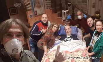 NICHELINO - Il malato di Sla Piero Floreno nominato Cavaliere della Repubblica - TorinoSud