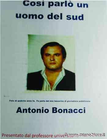 Pastorano, in stampa il nuovo libro del professor Antonio Bonacci - Notizie On line dai comuni dell'Agro Caleno