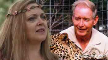 Carole Baskin's Husband's Will Forged, So Says Sheriff