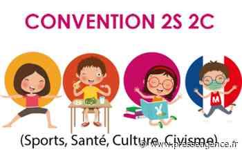 LA VALETTE DU VAR : Signature de la convention 2S 2C (Sports, Santé, Culture, Civisme), vendredi 5 juin - La lettre économique et politique de PACA - Presse Agence
