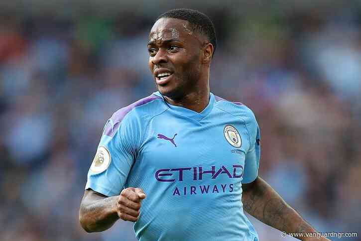 Champions League: Man United plot Sterling transfer if City's ban is upheld