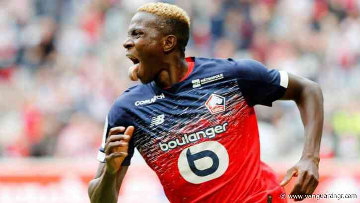Victor Osimhen voted Lille's Player of The Year