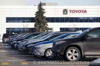 Toyota produces nine-millionth vehicle in southern Ontario - Woodstock Sentinel Review