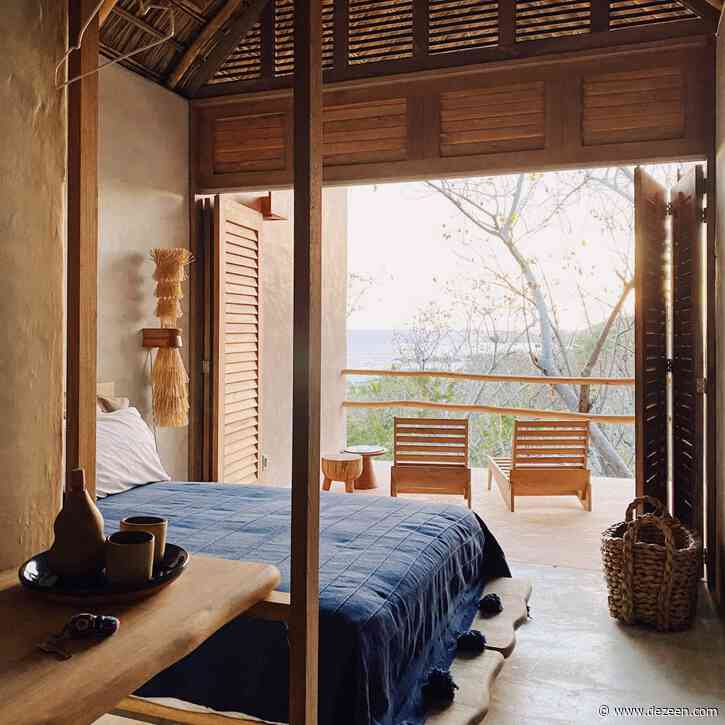 Monte Uzulu is a boutique hotel in the Oaxacan jungle by Taller Lu'um and At-te