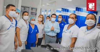 Inauguración del nuevo hospital en Mompox, Bolívar - Congreso de la República