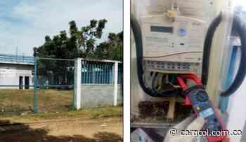Electricaribe Bolívar detecta manipulación indebida en entidades oficiales - Caracol Radio