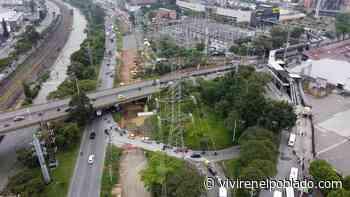 Cierre total del enlace de acceso del Puente Simón Bolívar a la Regional en Envigado - Vivir en el poblado