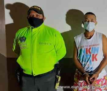 Presuntos responsables de homicidios, capturados en Arjona y El Carmen de Bolívar - El Universal - Colombia