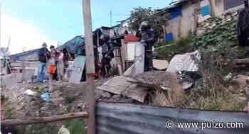 """Barrios """"arrasados"""" durante pandemia: así habla el Washington Post de desalojos en Bogotá - Pulzo.com"""