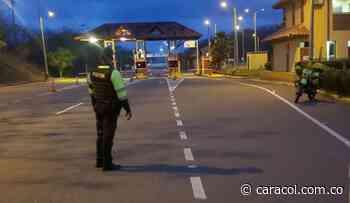 En Bolívar, Policía lanza campaña para garantizar respeto a la cuarentena - Caracol Radio