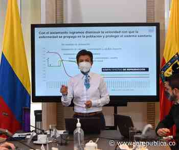 Suba, Engativá y Ciudad Bolívar también se encuentran en riesgo por el número de contagios - La República