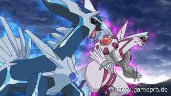 Pokémon Diamant/Perl-Leak: So sollte das 1. Zyrus-Treffen ablaufen - GamePro
