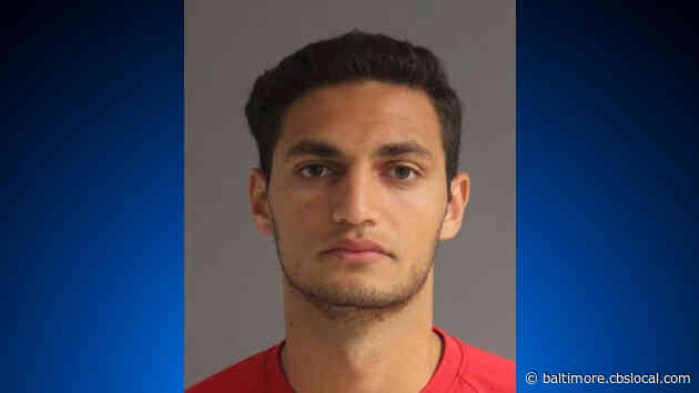 Malek Shedid Arrested After Pointing Pellet Gun At Driver In Severna Park, Police Say