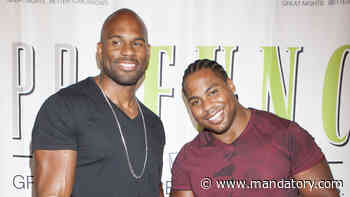JTG And WWE's The Bump Celebrate The Life of Shad Gaspard