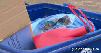 Putting garbage in recycling bins a $100 fine in North Battleford, Sask. - Globalnews.ca