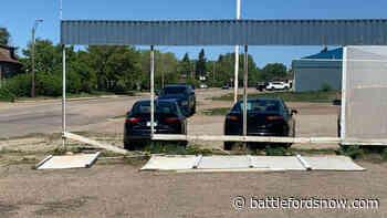 North Battleford relatively unscathed after severe winds tore through Saskatchewan - battlefordsNOW