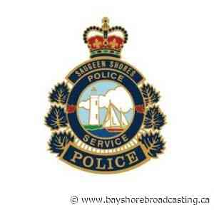 Owen Sound Man Charged After Fleeing Saugeen Shores Police - Bayshore Broadcasting News Centre