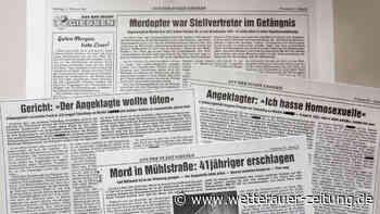Der tote Regierungsrat in Gießen | Butzbach - Wetterauer Zeitung
