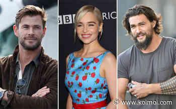 #BlackLivesMatter: Emilia Clarke, Chris Hemsworth, Jason Momoa & Others Observe 'Blackout Tuesday' - Koimoi