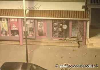 """Scafati, bomba carta contro il negozio di """"lady pusher"""": fascicolo all'Antimafia - L'Occhio di Salerno"""