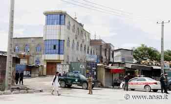 Kabul, bomba in moschea nella Green Zone - Agenzia ANSA