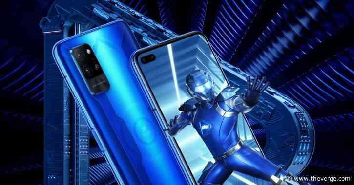 Honor's latest smartphone has a temperature sensor