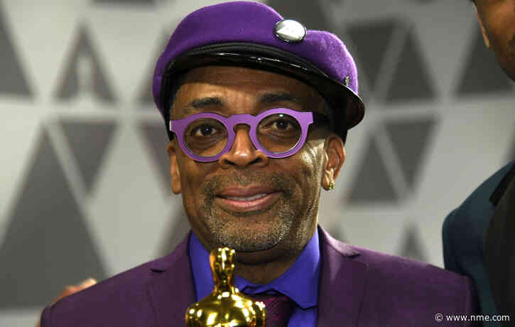 """Spike Lee calls Donald Trump a """"gangster"""" over protests response"""