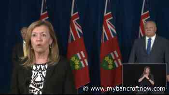 Missing COVID-19 cases in Ontario because of reporting mix-up