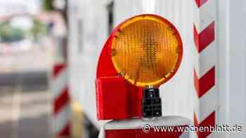 Ab 2. Juni sind zwei Kreisstraßen bei Nabburg und Oberviechtach gesperrt - Wochenblatt.de
