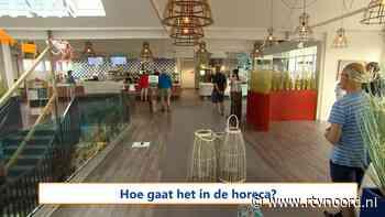 Restaurant Lauwersoog: 'Het verloopt goed en dat is een hele opluchting' - RTV Noord