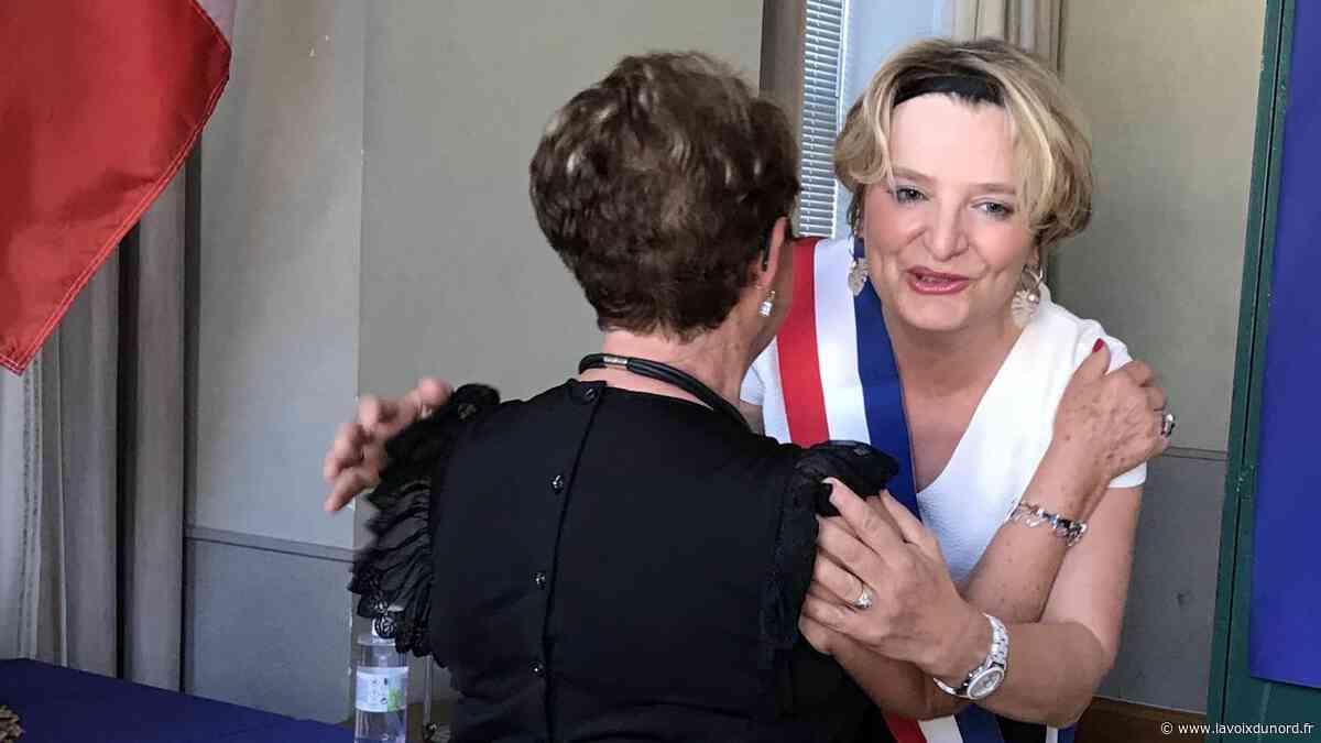 Le Quesnoy: deuxième mandat pour Marie-Sophie Lesne - La Voix du Nord