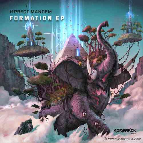 Your EDM Premiere: Meet PRFCT Mandem and Witness Their 'Formation' [Korsakov Music]