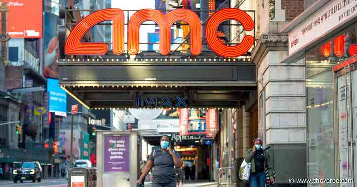 AMC Theaters warns of 'substantial doubt' about future as pandemic fallout continues