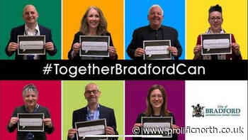 Bradford celebrates diverse communities... with all-white pictures - Prolific North