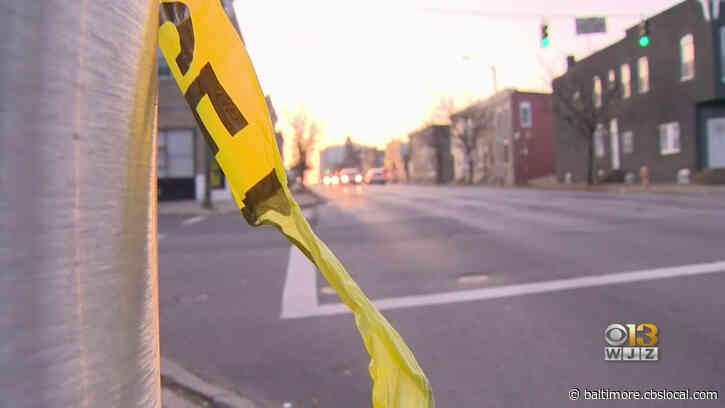 Number Of Homicides In Baltimore In 2020 Is Pacing Ahead Of Last Year's Record-Breaking Rate