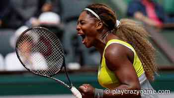 "Tennis | Serena Williams, ""worried"": ""There are people in tennis who lives on the day an ... - Play Crazy Game"