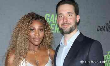 Serena Williams and husband Alexis Ohanian's combined net worth is truly impressive - HOLA USA