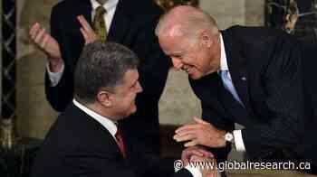 U.S. Empire: Biden and Kerry Gave Orders to Ukraine's President Poroshenko