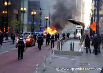 Agents Provocateurs: Police at Protests All Over the Country Caught Destroying Property
