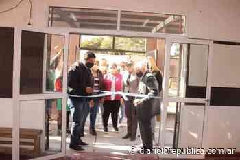 Inauguran biblioteca en un comedor del barrio Quilmes - Diario La República