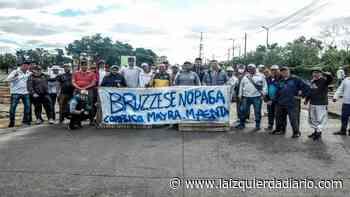 Penta de Quilmes: con patota y tiros, Bruzzese ataca a los trabajadores - La Izquierda Diario