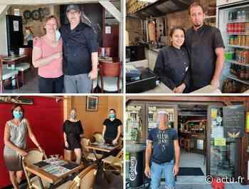 Réouverture des restaurants : les restaurateurs de Flers heureux de retrouver leur clientèle - Normandie Actu
