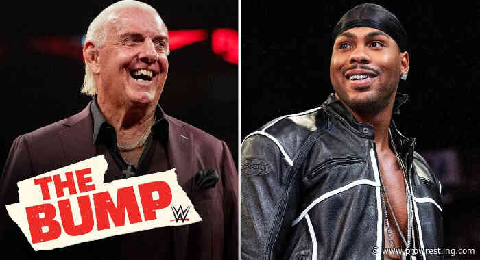 WWE's The Bump: 'Nature Boy' Ric Flair, JTG Remembers Shad Gaspard, More