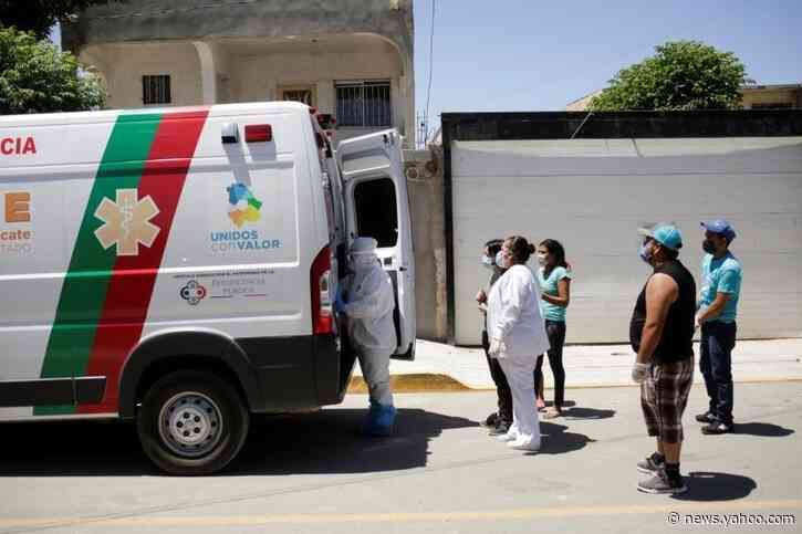 Mexico's COVID-19 death toll could surpass 30,000: deputy health minister